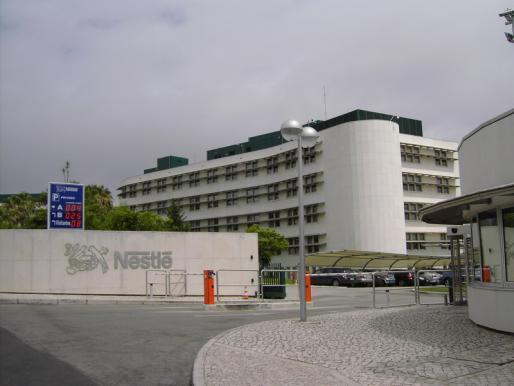 Nestle Headquarters Carnaxide