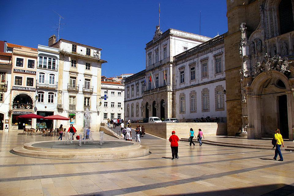 Praça 8 Maio Coimbra 2