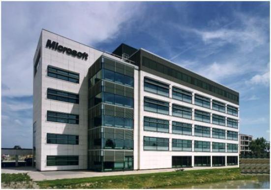 Microsoft Headquarters Amsterdam
