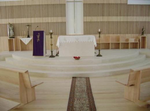 Nova Igreja de Chas
