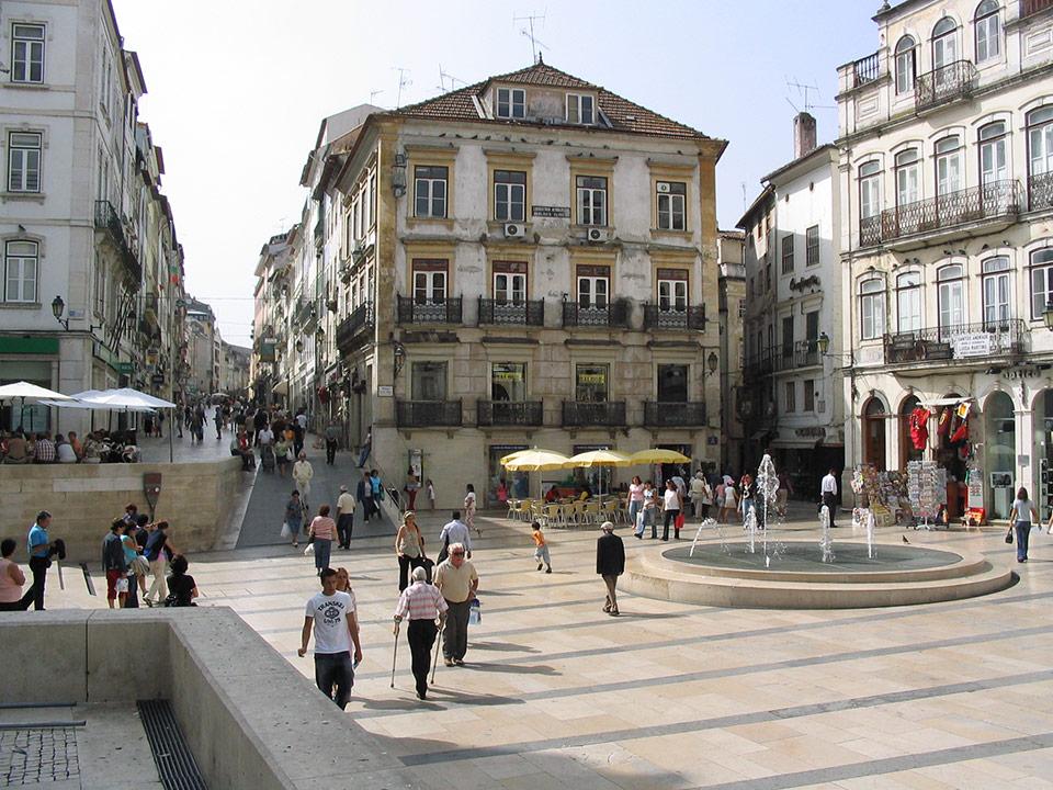 Praça 8 Maio Coimbra 3