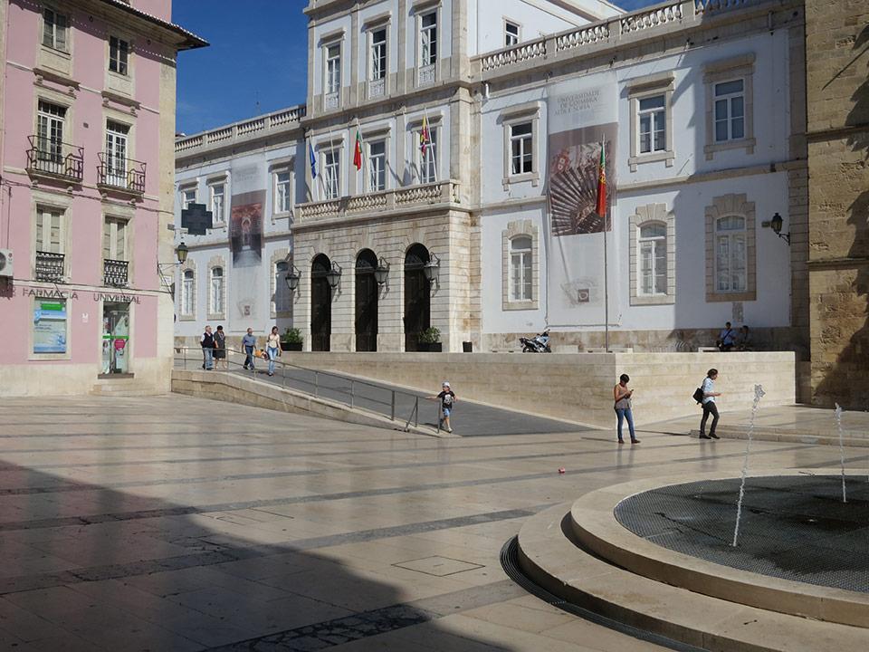 Praça 8 Maio Coimbra